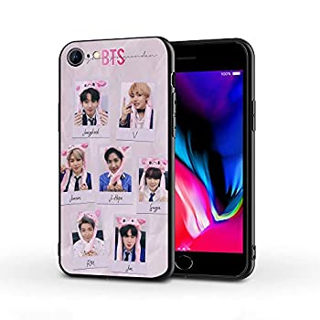 Phone Case for iPhone 7 iPhone 8 iPhone SE Cover Case TPU Case  BTS-6