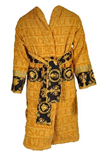 Versace Barocco&Robe Bademantel Bathrobe Accappatoio Peignoir Albornoz Größe L 17032