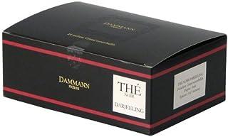 Desconocido DAMMANN FRÈRES - DARJEELING Schwarzer Tee of Indien - 24 Briefumschläge aus Glas