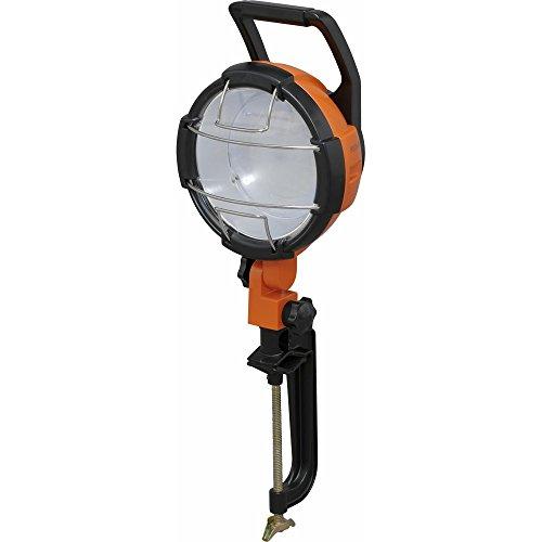 アイリスオーヤマ LED ワークライト投光器 作業灯 防雨型 屋内・屋外兼用 クランプライト 2000lm LWT-2000C