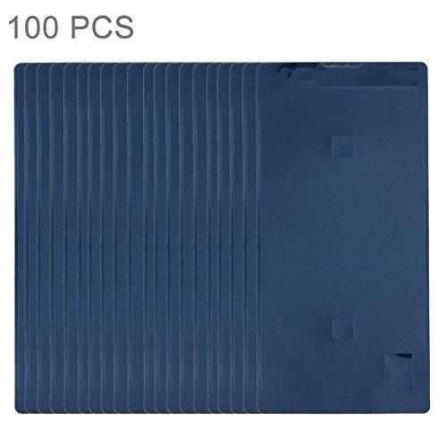Reserveonderdelen voor mobiele telefoons XJS 100 stuks voor Huawei Ascend P7 - panty voor frontbehuizing