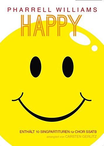 Pharrell Williams: Happy - Ssatb