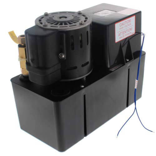 Heavy Duty Industrial Condensate Pump, 50 Ft Shutoff (1/5 HP, 460V)