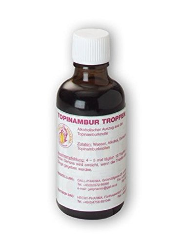 Gall Pharma Topinambur Tropfen, 100 ml