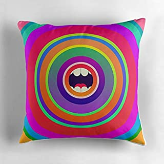 Edd N Eddy Backyard Decorative Throw Pillow Bed Couch Ed