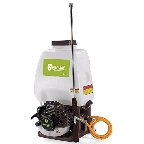Groway 51481025 Pulverizador de Líquidos con Motor, 62X31X36 cm