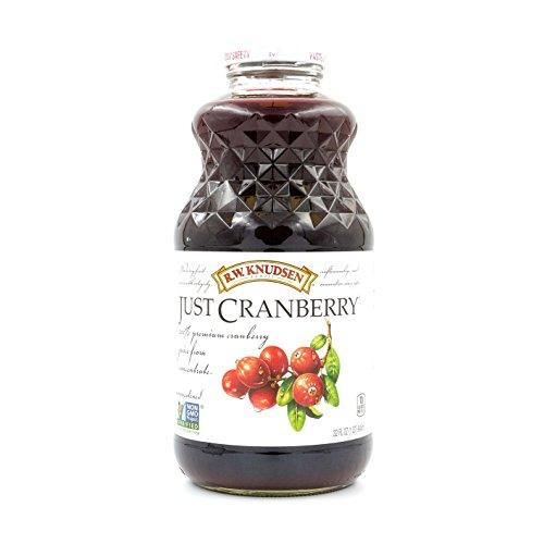RW KNUDSEN Just Cranberry Juice, 32 FZ