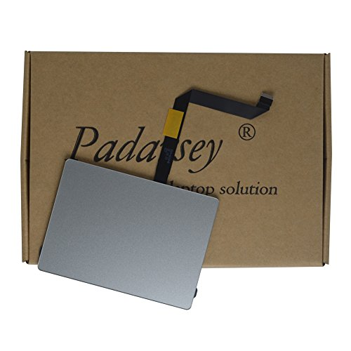 Padarsey (923-0438) Trackpad with flex cable For Apple MacBook Air 13' A1466 (Mid 2013, Early 2014, Early 2015)