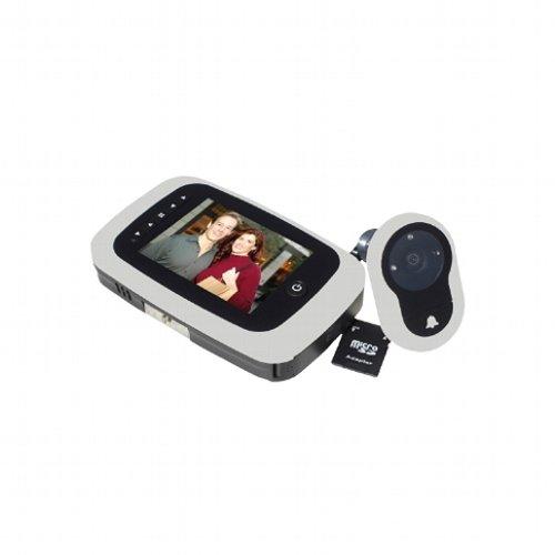 Digitaler Türspion TS 750 Türspion mit Aufzeichnung Türspion mit Kamera