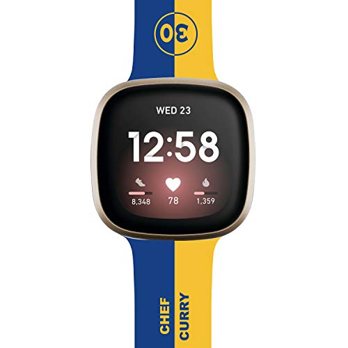 Basketball Design Compatible with Fitbit Versa/Versa 2/Fitbit Versa Lite,Personalized Design Soft Silicone Band Replacement Wristband for Fitbit Versa Smart Watch 30 s