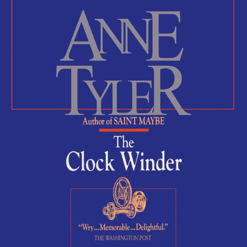 The Clock Winder audiobook cover art