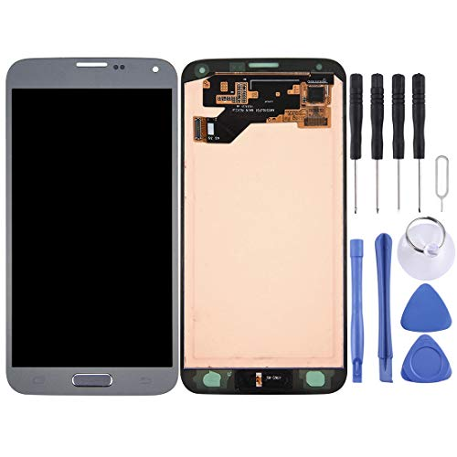 CAPOOK Display -LCD + Panel táctil for Galaxy S5 Neo / G903, G903F, G903W (Gray) DIY (Color : Gold)