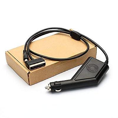 HOBBYTIGER Car Charger Adapter for DJI Phantom 4 Phantom 4 Pro Phantom 4 Pro plus Battery and Remote Controller