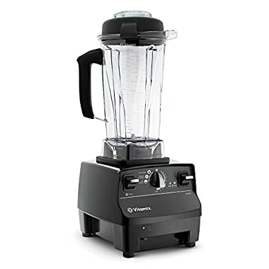 Vitamix Standard Programs Blender, Black (Certified Refurbished)