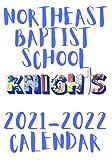 Northeast Baptist School Calendar 2021-2022