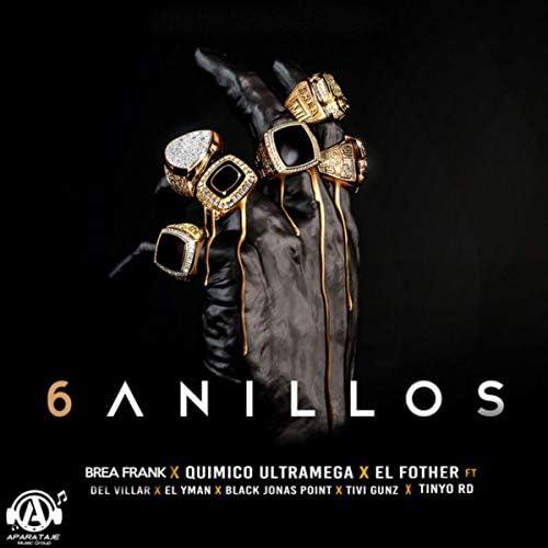 Quimico Ultramega, El Fother & Brea Frank feat. Tinyo RD, Del Villar, EL YMAN, Black Jonas Point & Tivi Gunz