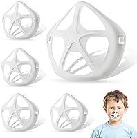 3D Mask Bracket - Oceantree Protect Lipstick Lips - Internal Support Holder Frame Nose Breathing smoothly - DIY Face...