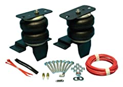 Levels vehicle front-to-rear and side-to-side , Fits 2007 to 2013 models Stabilizes vehicle while loaded and maximizes vehicles load carrying capacity Adjustability is between 5-100 Pascal Used on pick-ups, class A,B,C motorhomes, vans, commercial ve...