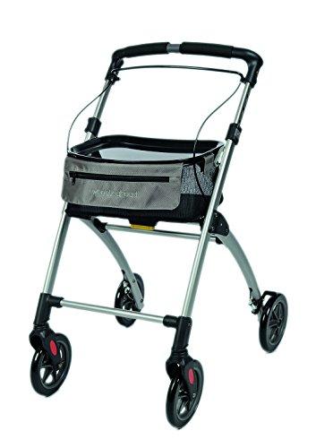 wheelzahead Rollator Indoor–Bewegen Sie frei, leicht, praktisch und elegant
