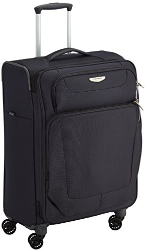 Samsonite Trolley Spark Spinner 67/24 Exp 86.5 liters Nero (Nero) 59173_1041