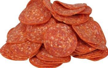 Bonici Pepperoni Slices, 10 lbs