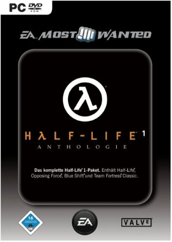 Half-Life Anthology (DVD-ROM) - (EA Most Wanted)