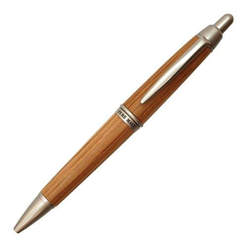 三菱鉛筆 油性ボールペン ピュアモルト 0.7 SS1015.70 ナチュラル