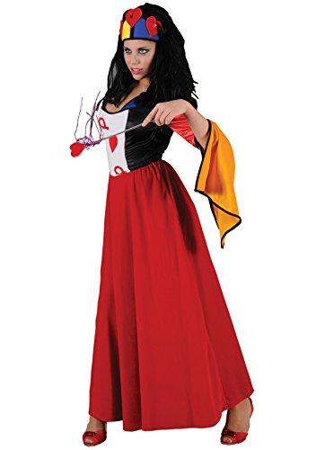 Stamco Disfraz Dama de Corazones