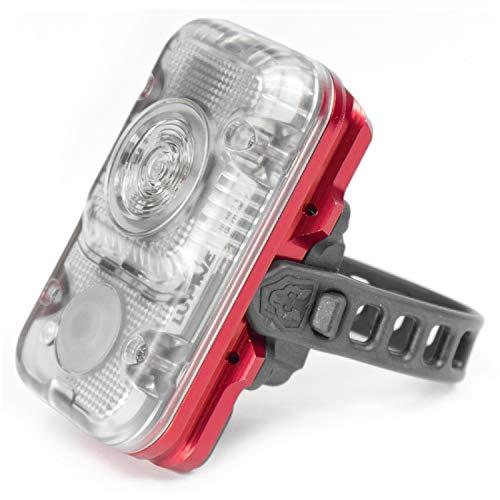 Lupine Rotlicht Fahrrad Rücklicht kirschrot StVZO