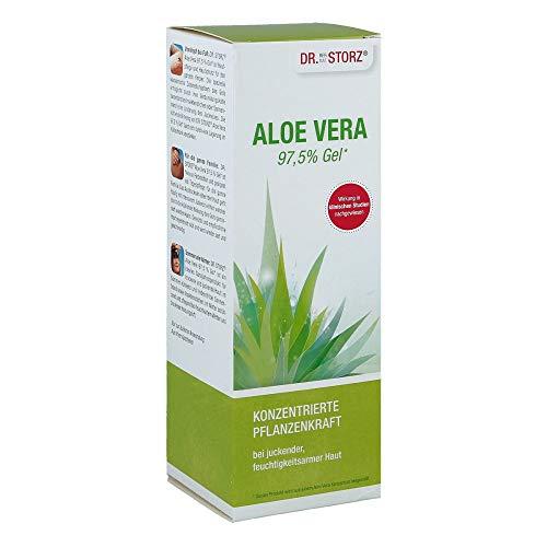 Aloe Vera Gel 97,5% Dr. Storz Tube, 200 ml