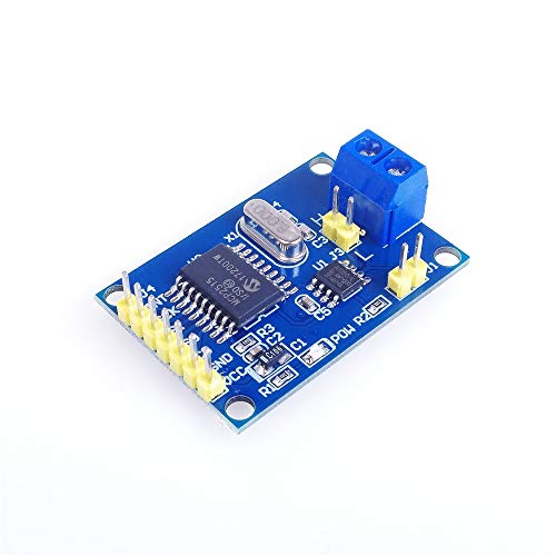 ANGEEK MCP2515 CAN Bus Module TJA1050 Receiver SPI for 51 arduino DIY Kit MCU ARM Controller
