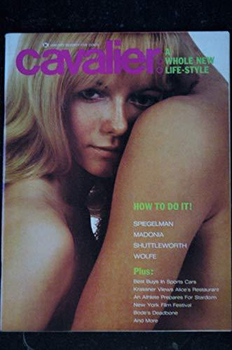 CAVALIER Vol 20 N° 3 1970 01 RARE MADONIA HYLETTE ADOLPHE LILLEBA FRED WILLIS