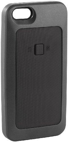Callstel Dual-SIM-Adapter mit Schutzschale für iPhone 5s/5