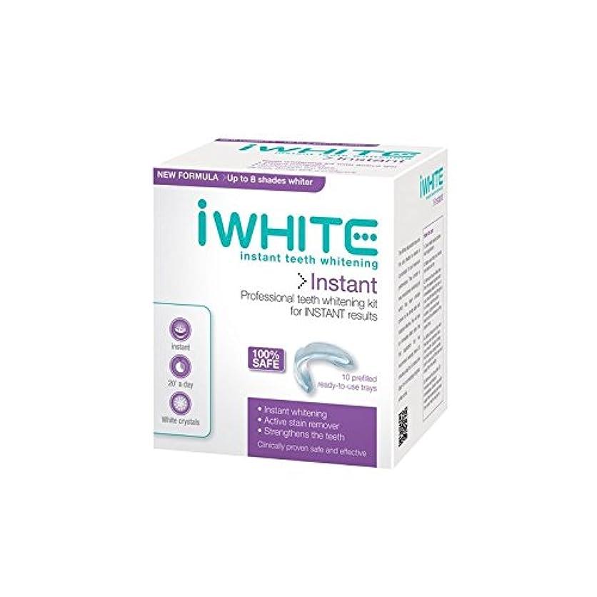 アデレードディスコ一族キットを白くするインスタントプロの歯(10個のトレー) x2 - iWhite Instant Professional Teeth Whitening Kit (10 Trays) (Pack of 2) [並行輸入品]