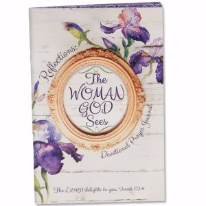 Prayer Journal-Reflections: The Woman God Sees-Lavender (Isaiah 62:4 ESV)
