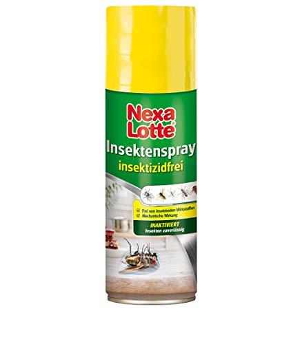 Nexa Lotte Insektenspray insektizidfrei-300 Natürliches Insektenspray-300 ml, grün