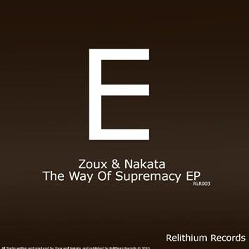 The Way Of Supremacy EP
