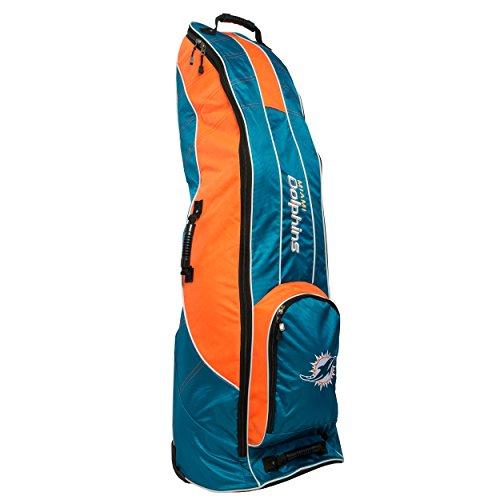 Team Golf NFL Miami Dolphins Travel Golf Bag