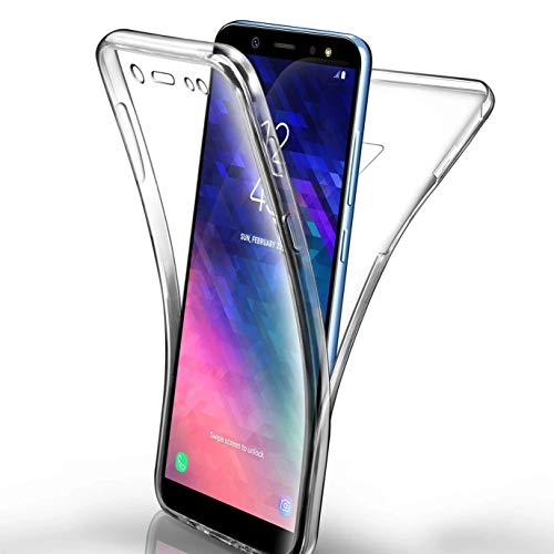 Capa Antishock Premium 360 Frente e Verso Samsung Galaxy A6+ Plus/Galaxy J8