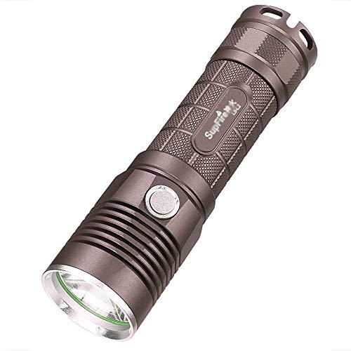 WYFDM Lampe de Poche à Del transportant Un Camp Quotidien avec Charge multifonctionnelle en Alliage d'aluminium à Haute intensité LED Dawn Adventure