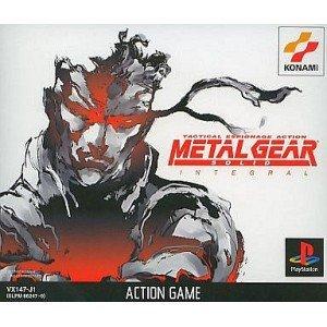 Metal Gear Solid Integral [Import Japonais]