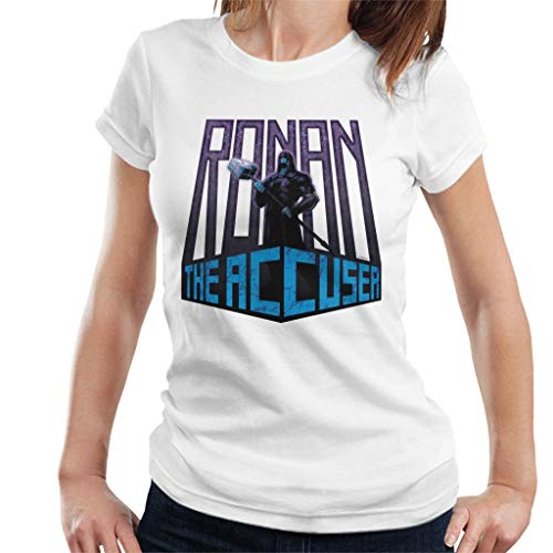 Marvel Guardians of The Galaxy Ronan The Accuser Women's T-shirt