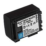 Reemplazo rápido del kit de cargador de batería para cámaras rápidas duales LCD Compatible con accesorios de videocámara con memoria flash Canon FS10, FS11, FS20, FS21, FS22, FS30, FS31, FS40