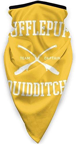 'N/A' Har-Ry P-OTT-Er Huff-Lepuff - Pañuelos deportivos antirayos UV para hombres y mujeres para deportes al aire libre, reutilizable, lavable
