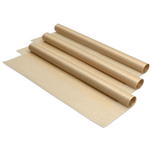 Navaris Set of 3 Reusable Baking Sheets