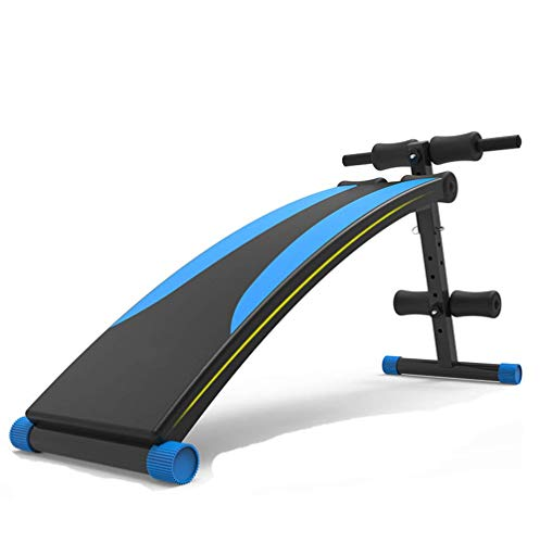 SXXYTCWL Poids réglable Banc Panels abdominaux Fitness Equipment Sit Up Banc Banc d'entraînement Multi-Fonction Accueil Formation Assistance Sport jianyou