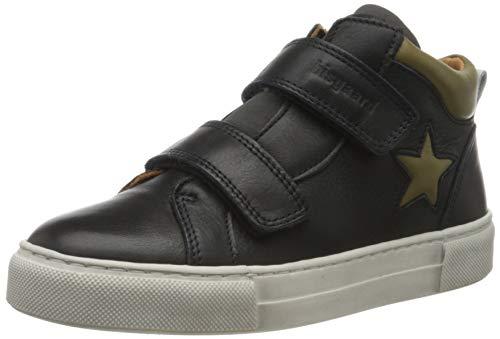 Bisgaard Jacob Velcro Shoe, Navy, 25 EU