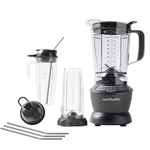 NutriBullet 1200 Watts Blender Combo - NBF70500