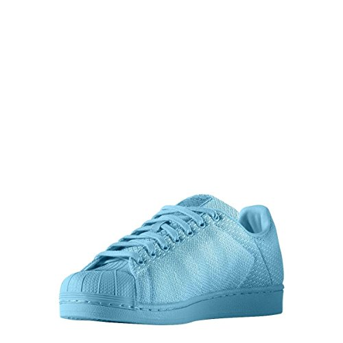 ADIDAS zapatilla modelo Superstar Weave Blau 40