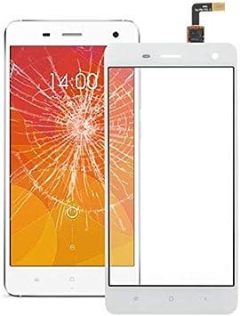 GGAOXINGGAO Pantalla de reemplazo del teléfono móvil Pieza de Lente de Cristal digitalizador de Panel táctil para Xiaomi Mi4 Accesorios telefónicos